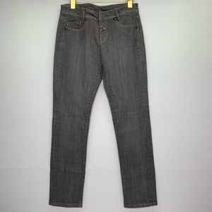 Marithe Francois Girbaud Jeans Size 30 Gray Wash